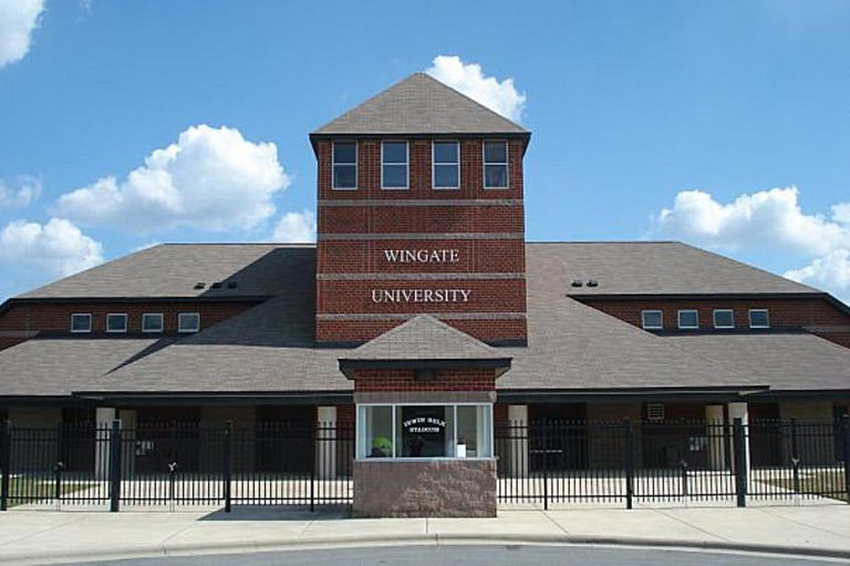 Wingate University's Belk Stadium
