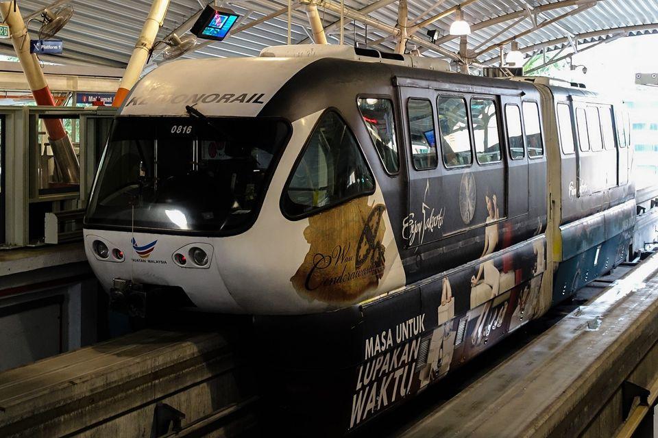 How to Get Around Kuala Lumpur by Train