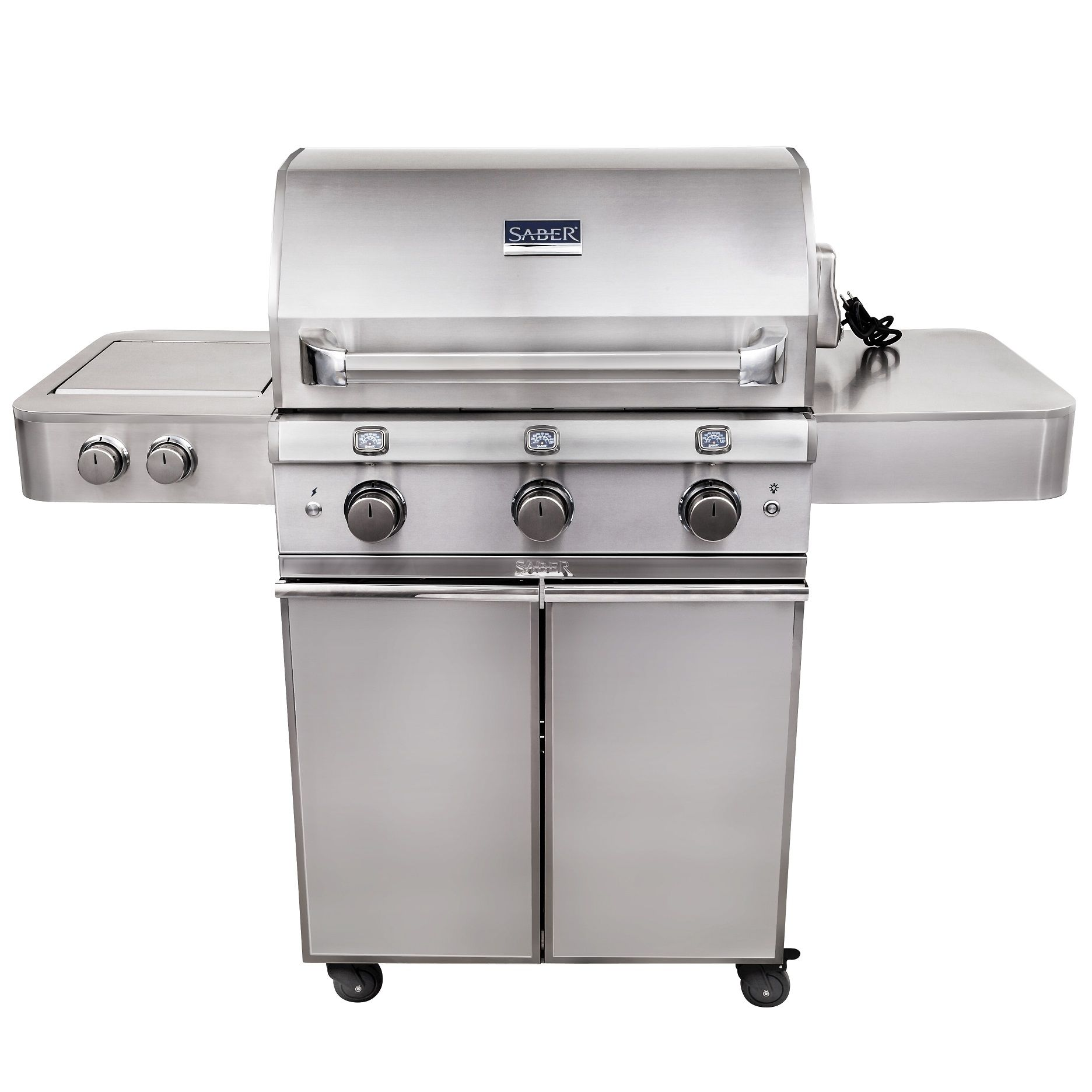 fiesta blue ember 3 burner gas grill review