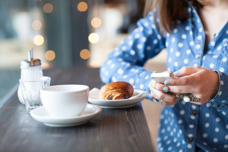 Dottie True Blue Cafe Breakfast Menu