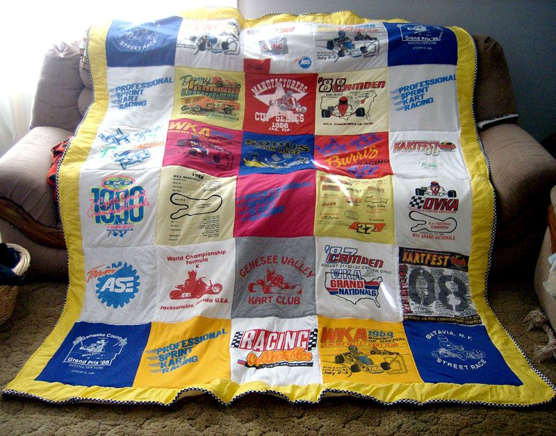 Pictures of T-Shirt Quilts Help You Design a Quilt : tahirt quilt - Adamdwight.com