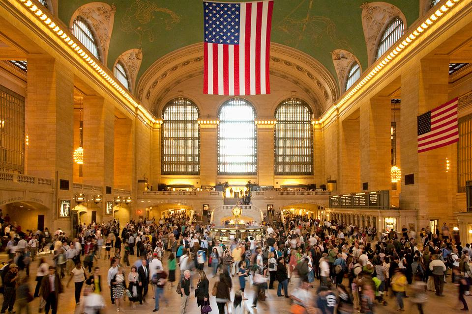 Grand Central Station, Manhattan, New York, USA