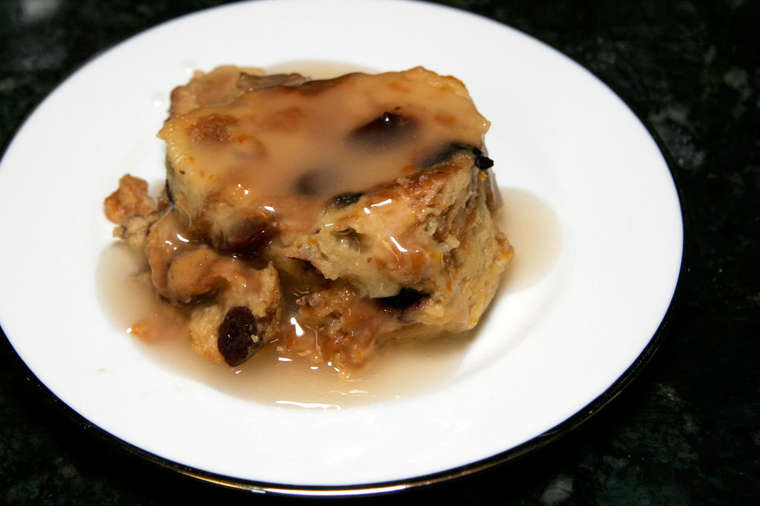Slow Cooker Bread Pudding Recipe
