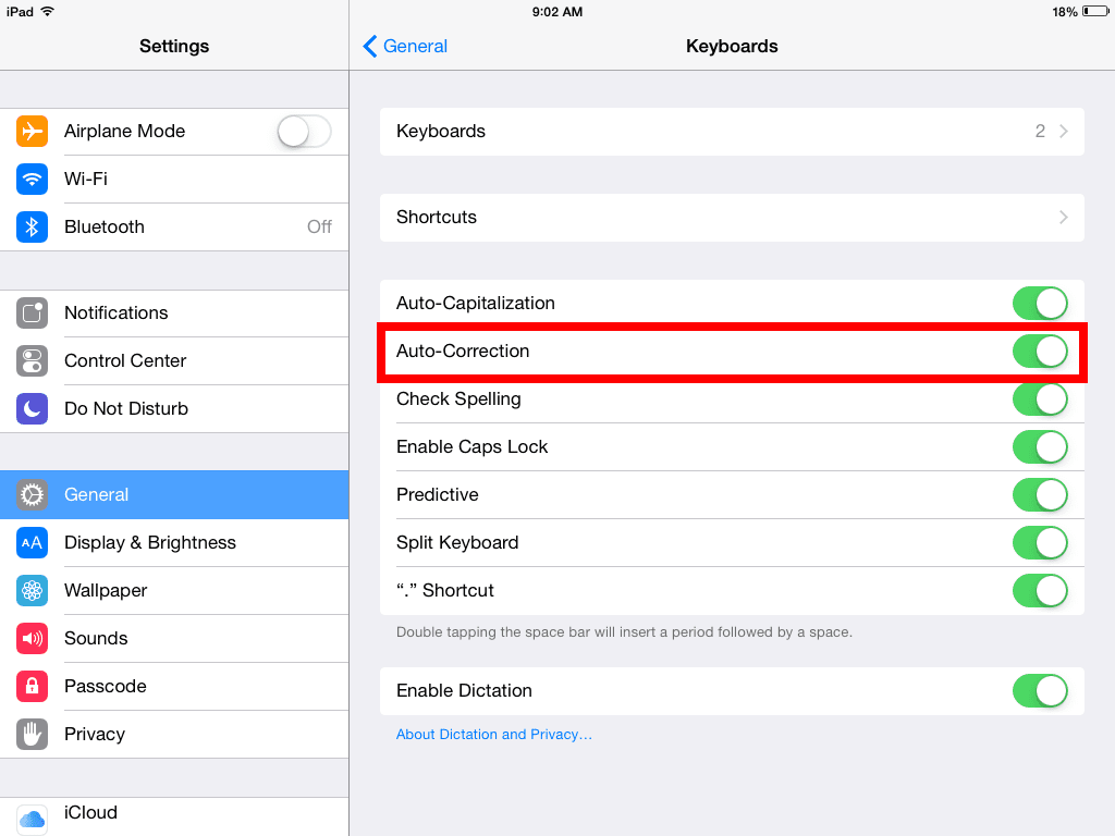 How to make auto rotate in iphone 5 11