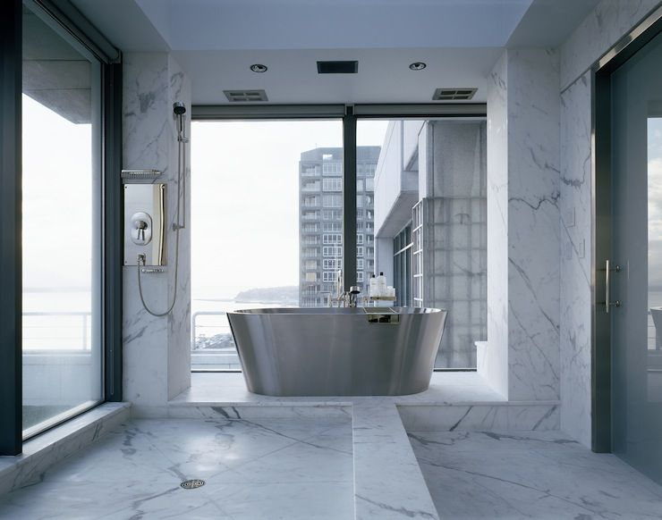 What Makes A Bathroom Modern?