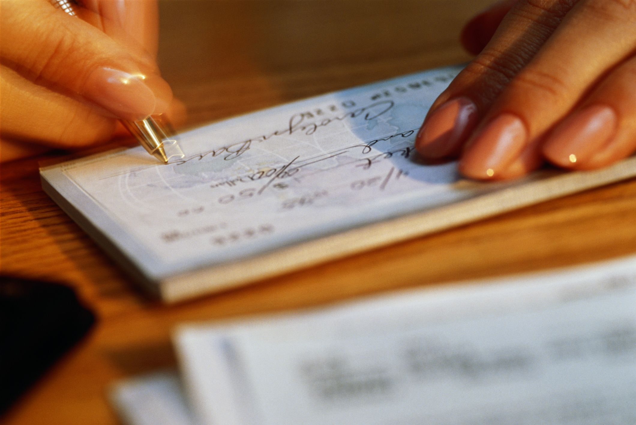 Everything you wanted to know about personal checks a check ccuart Choice Image