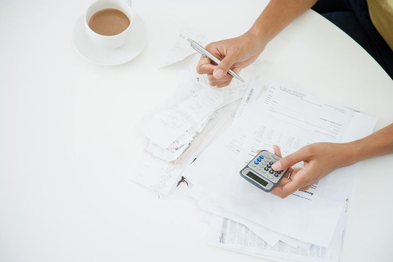 Calculating your taxes as a freelancer