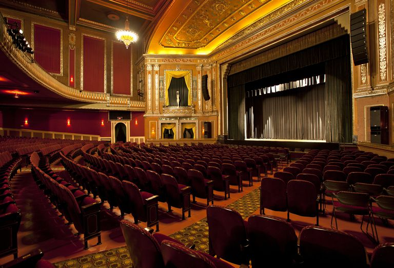 Grand old theater