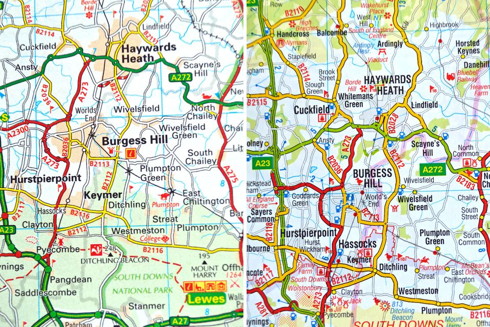 Do You Really Need A Book Of UK Maps - Az road map