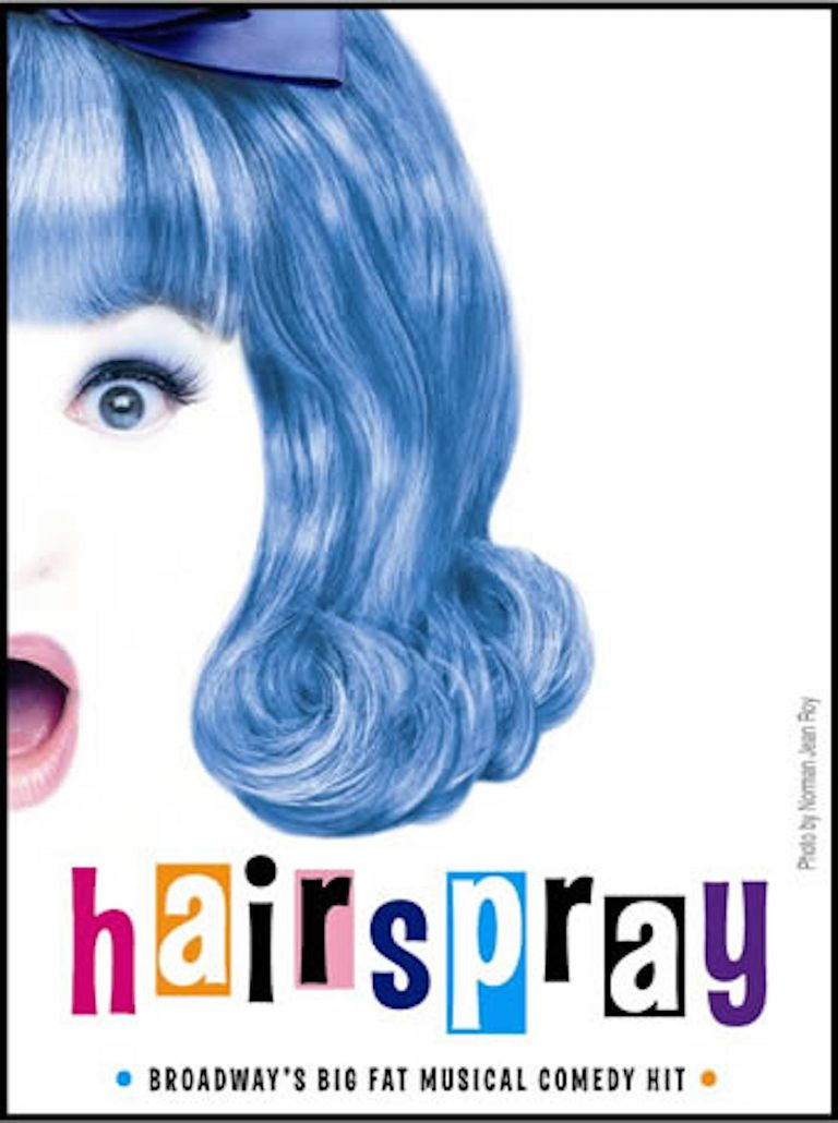 The logo from Hairspray
