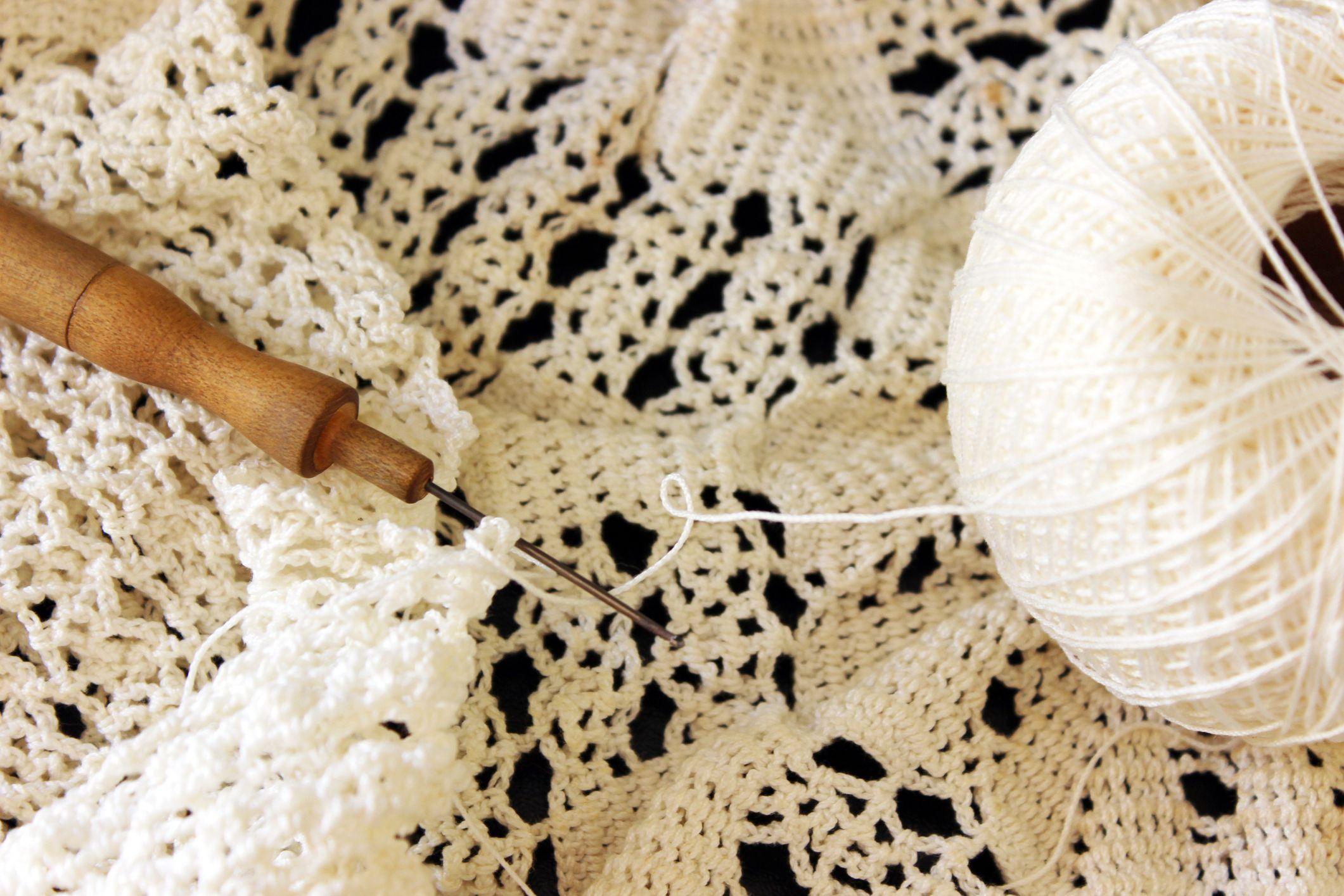 Вязание крючком традиция