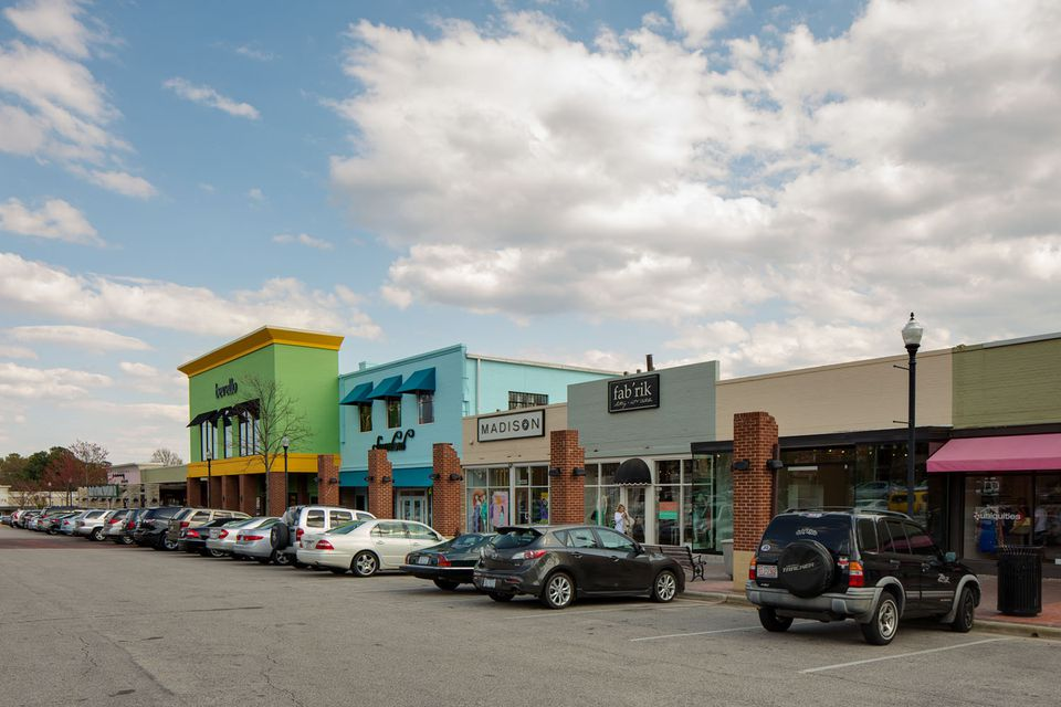 Cameron Village, Raleigh, N.C.