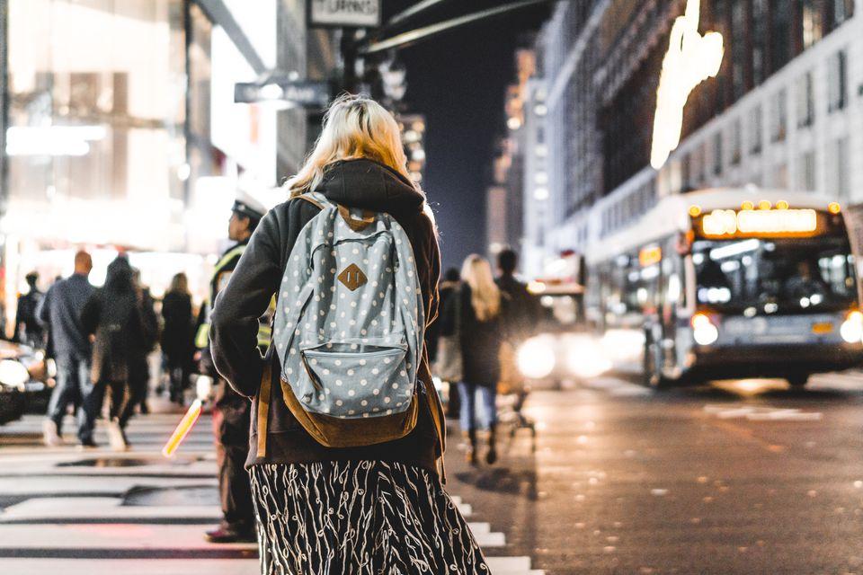 New York City Backpacker