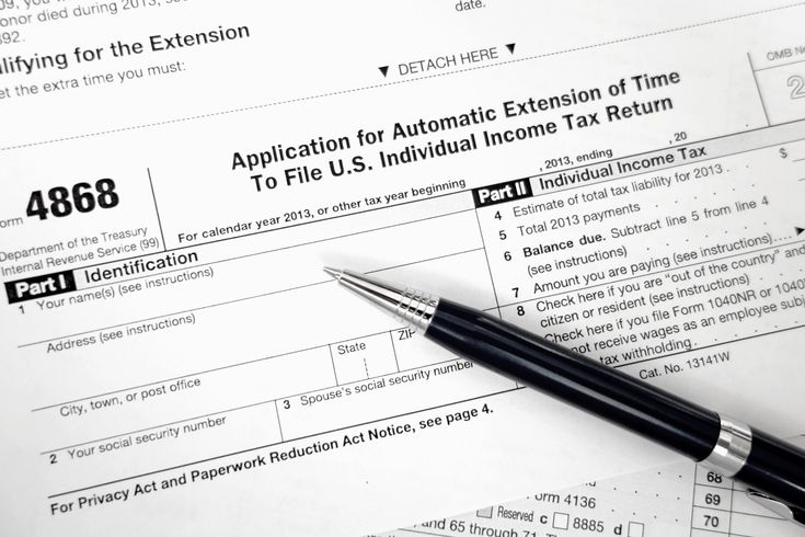 How To File An Extension For Your Federal Tax Return