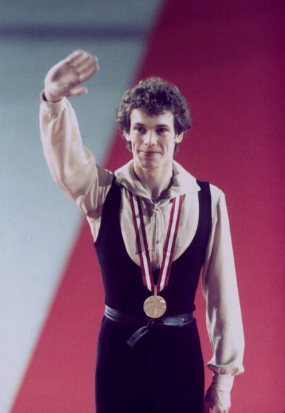 John Curry - 1976 Olympic Figure Skating Champion