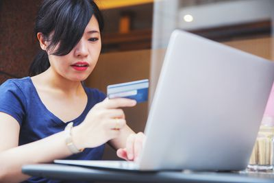 Renting A Car With Someone Else S Credit Card
