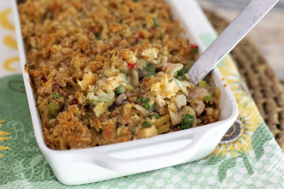 Pork and Noodle Casserole