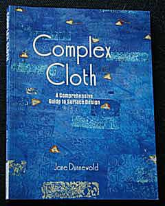 Book review Complex Cloth fabric painting