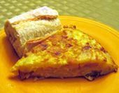 Tortilla Espanola - Spanish Omelet (c)