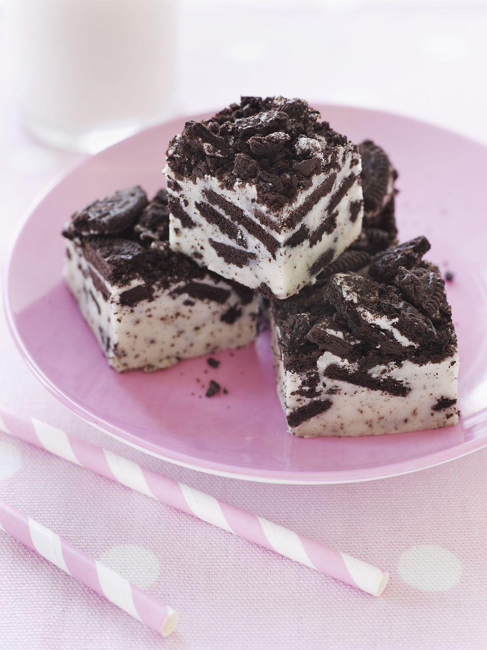 Oreo cookie dessert
