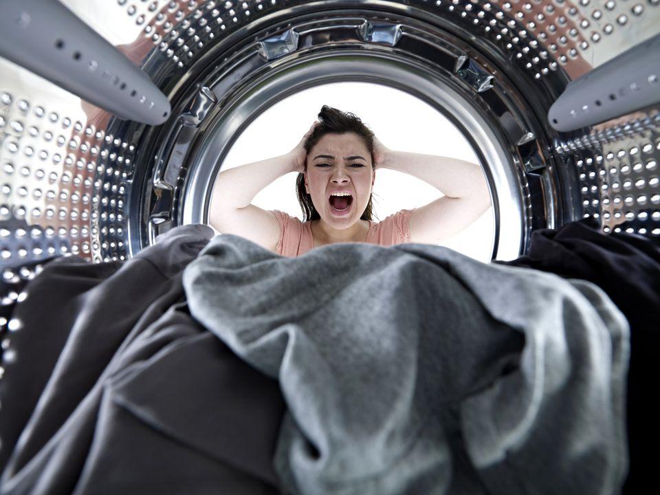 Washer dryer problem