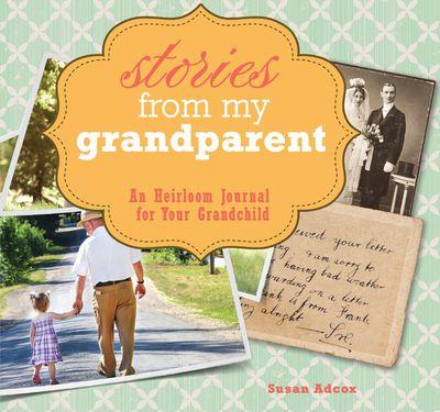 heirloom journal for your grandchild