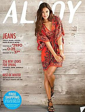 Bohemian Womens Clothing Catalog