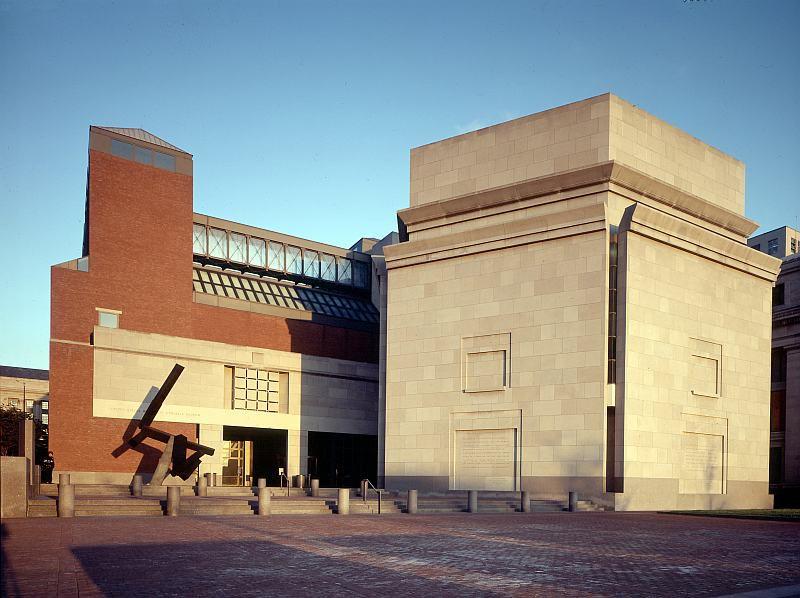 Holocaust Memorial Museum in Washington, DC