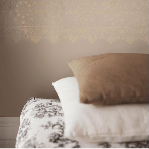 C mo hacer un cabecero de cama en la pared - Camas pegadas ala pared ...