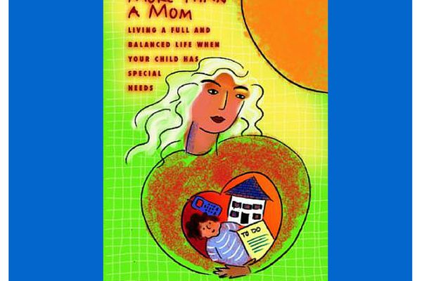 Cover: More Than a Mom