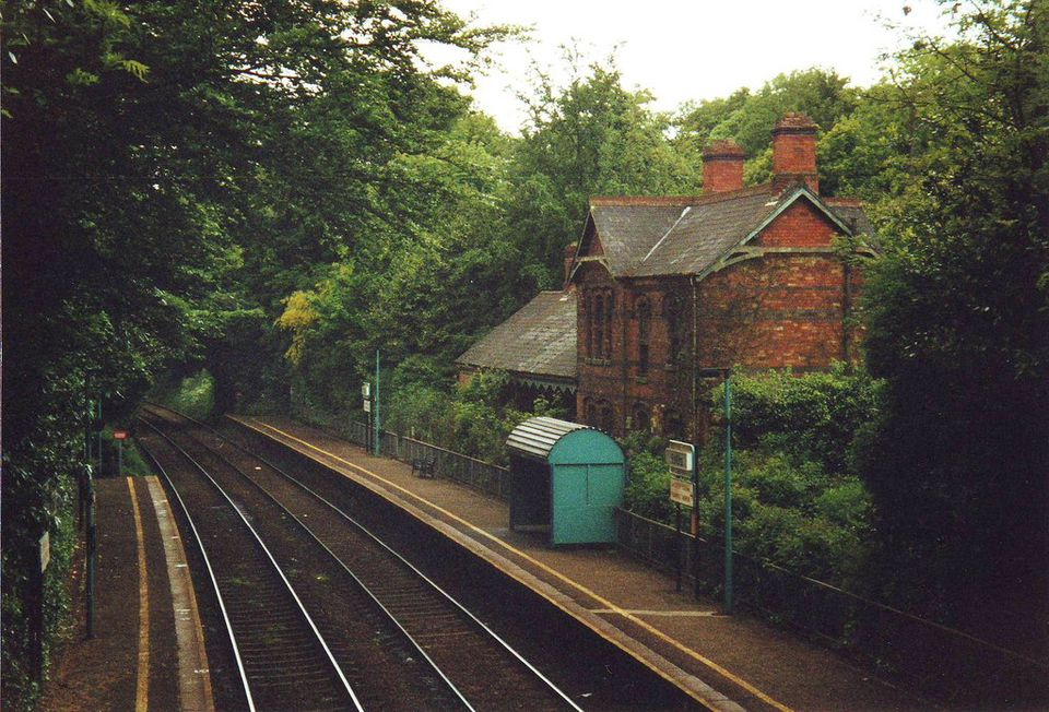 Cultra Halt Railway Station, Ulster
