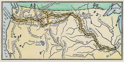 A History And Overview Of Lewis And Clark S Legendary Expedition