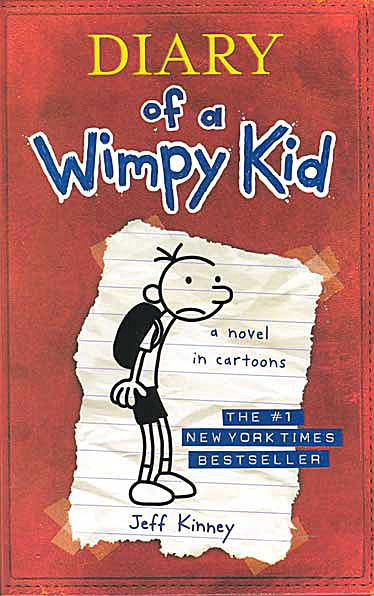 Diary Of A Wimpy Kid Middle School Planner