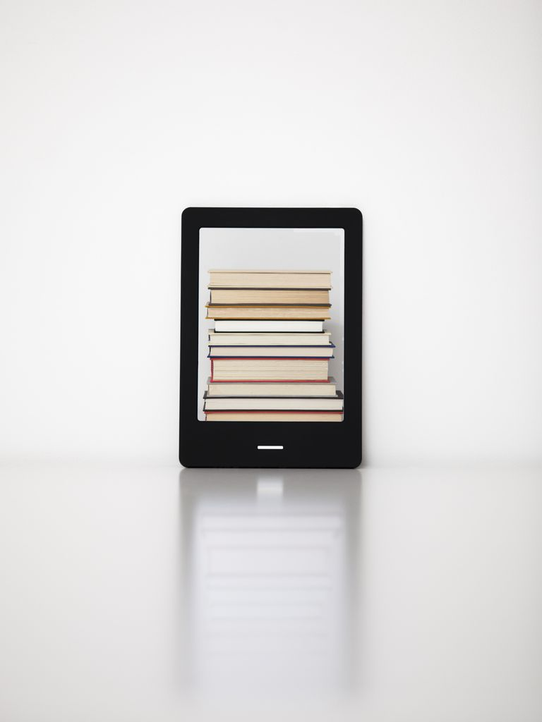 ebook reader and publishing