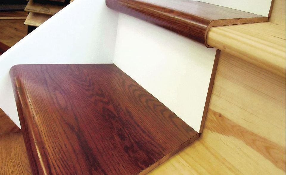 Overlays For Staircase Treads