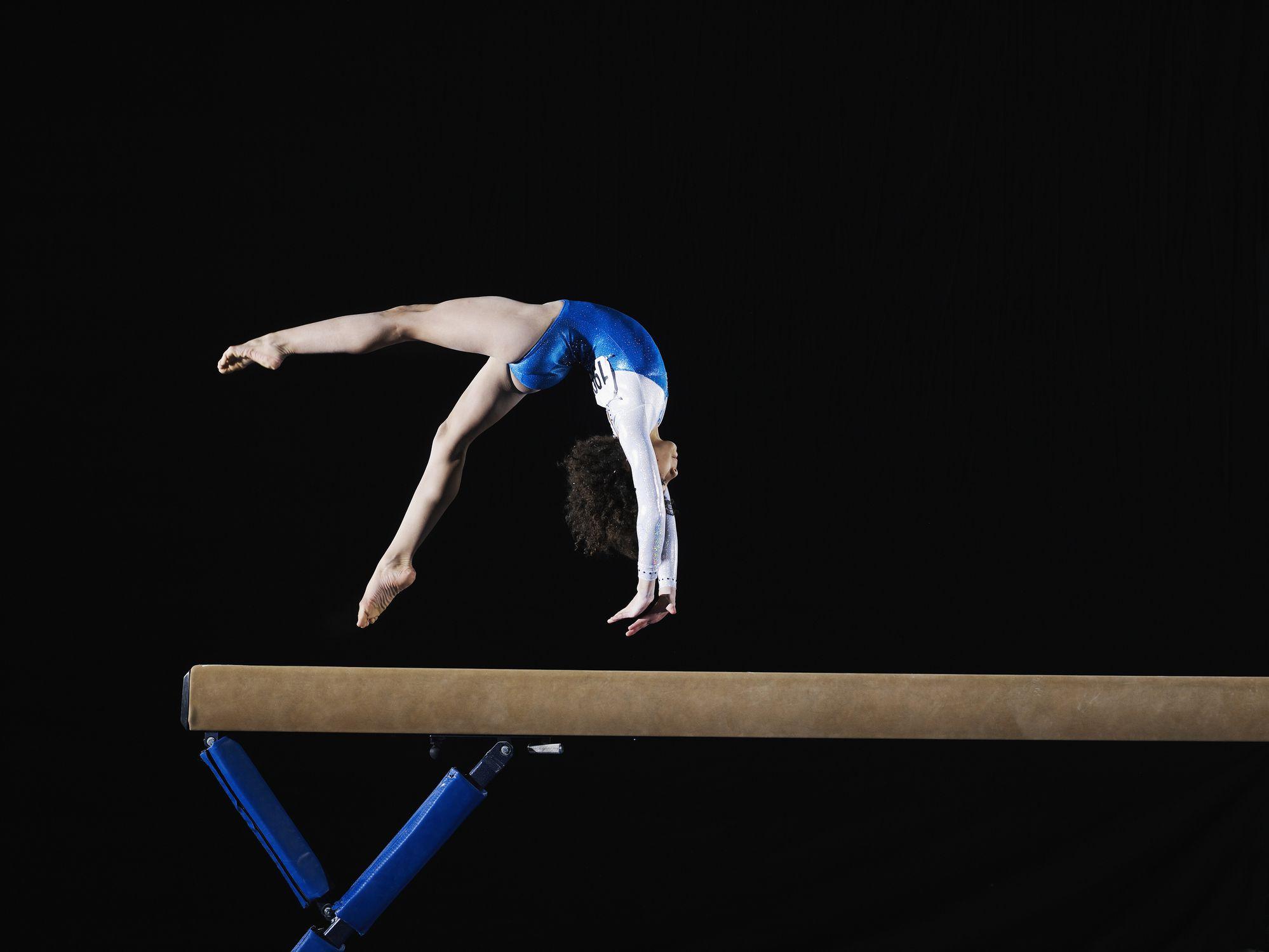 History Gymnastics Rings