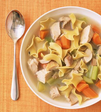 Enjoy A Hearty Chicken Soup Made The Authentic Way