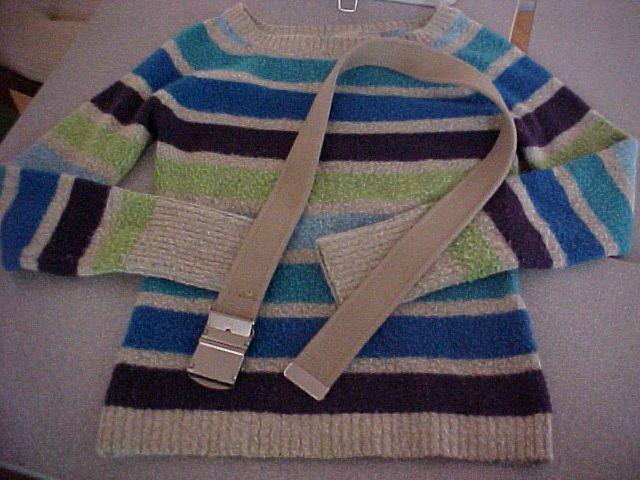 Sweater Bag Supply List