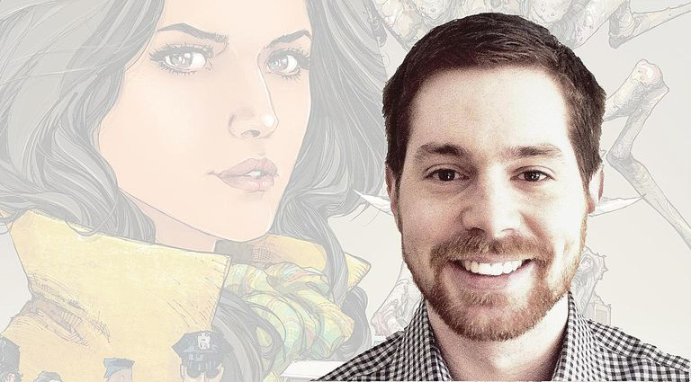Photo of Tim Hanley and Lois Lane