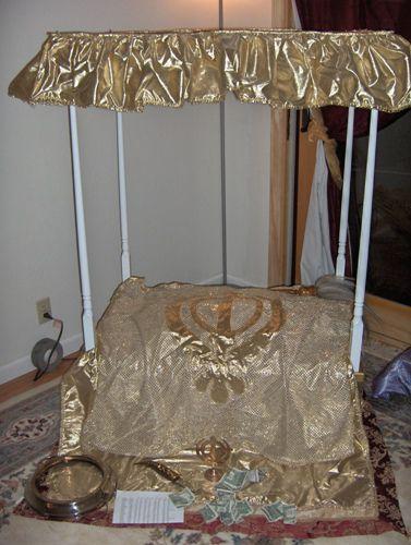 Rumala Altar Cloth Drapery and Coverlet