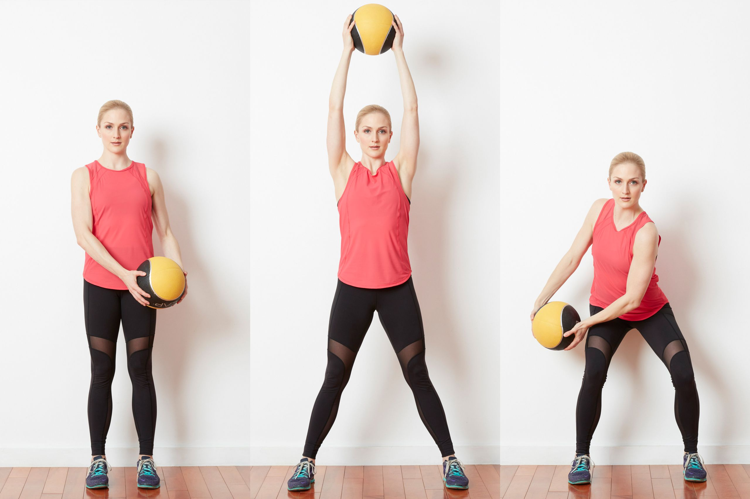 Standing Ab Workouts to Do Without Getting on the Floor
