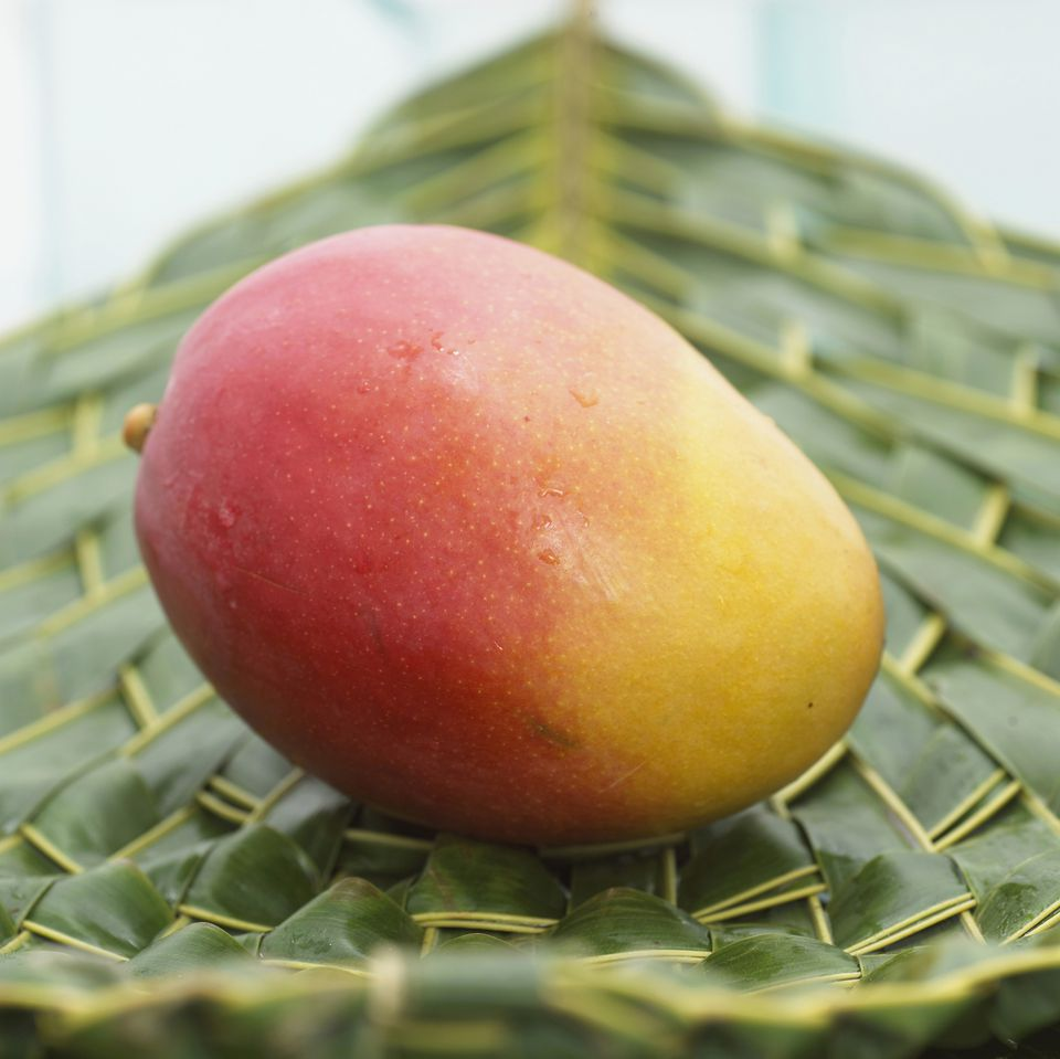 How to cut and prepare fresh mango ccuart Gallery