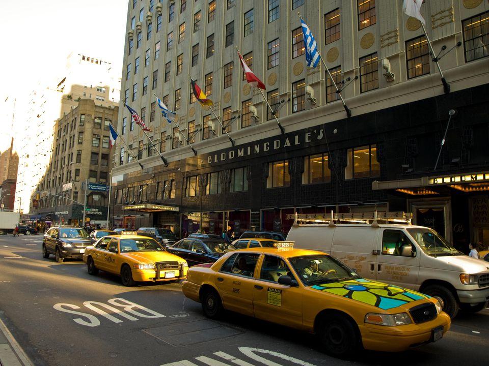 Bloomingdales New York