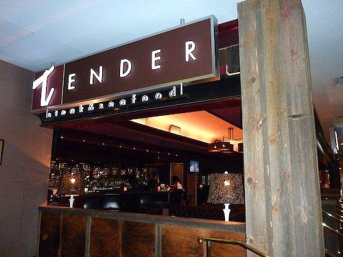 Tender Steakhouse in Luxor Casino