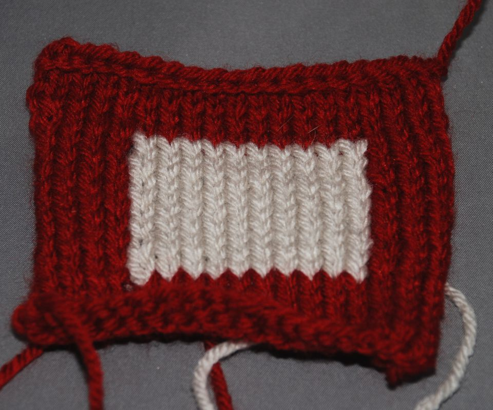 Learn How to Knit Intarsia: Photo Tutorial