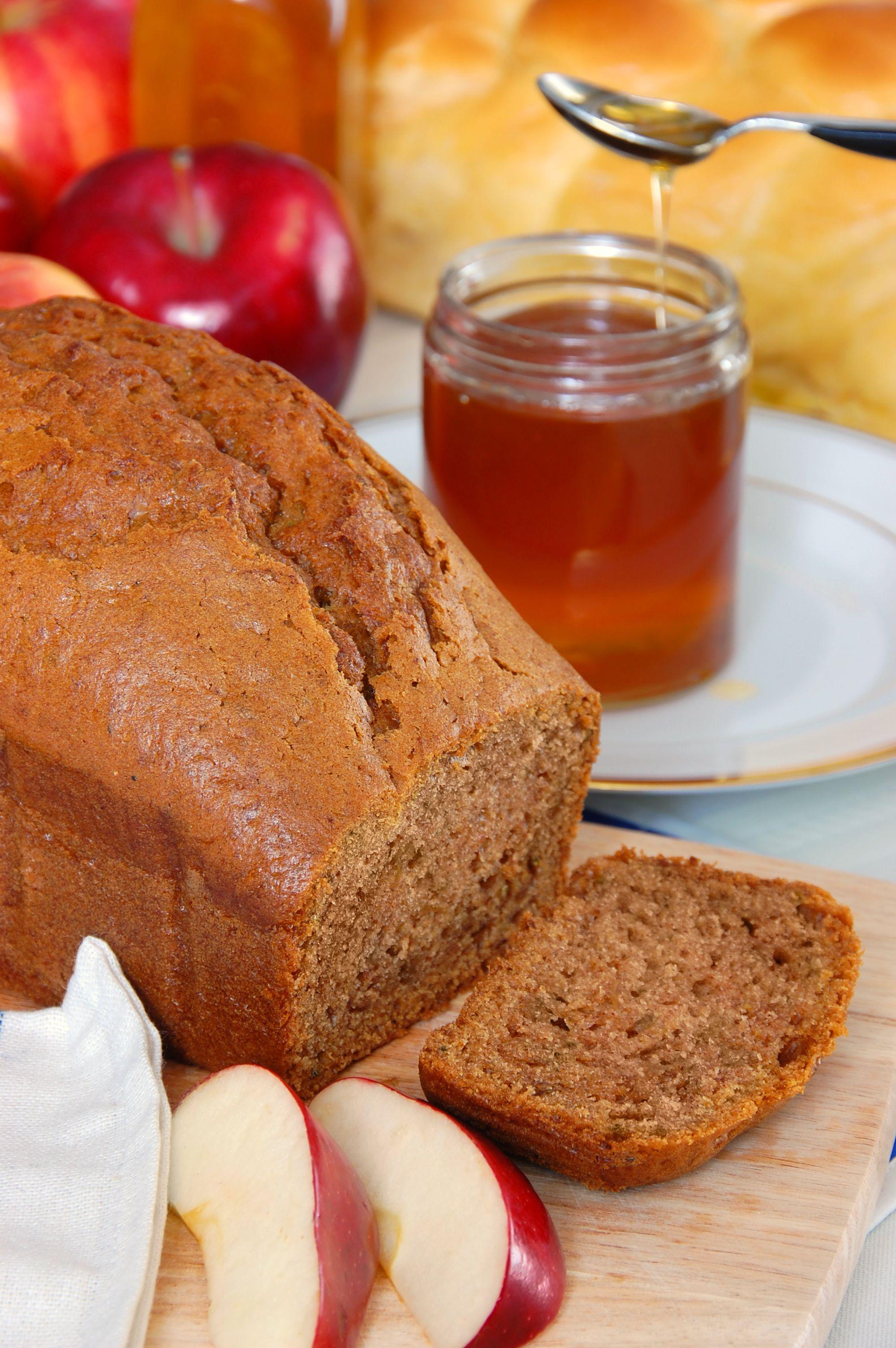 Vegan Jewish Honey Cake Recipe