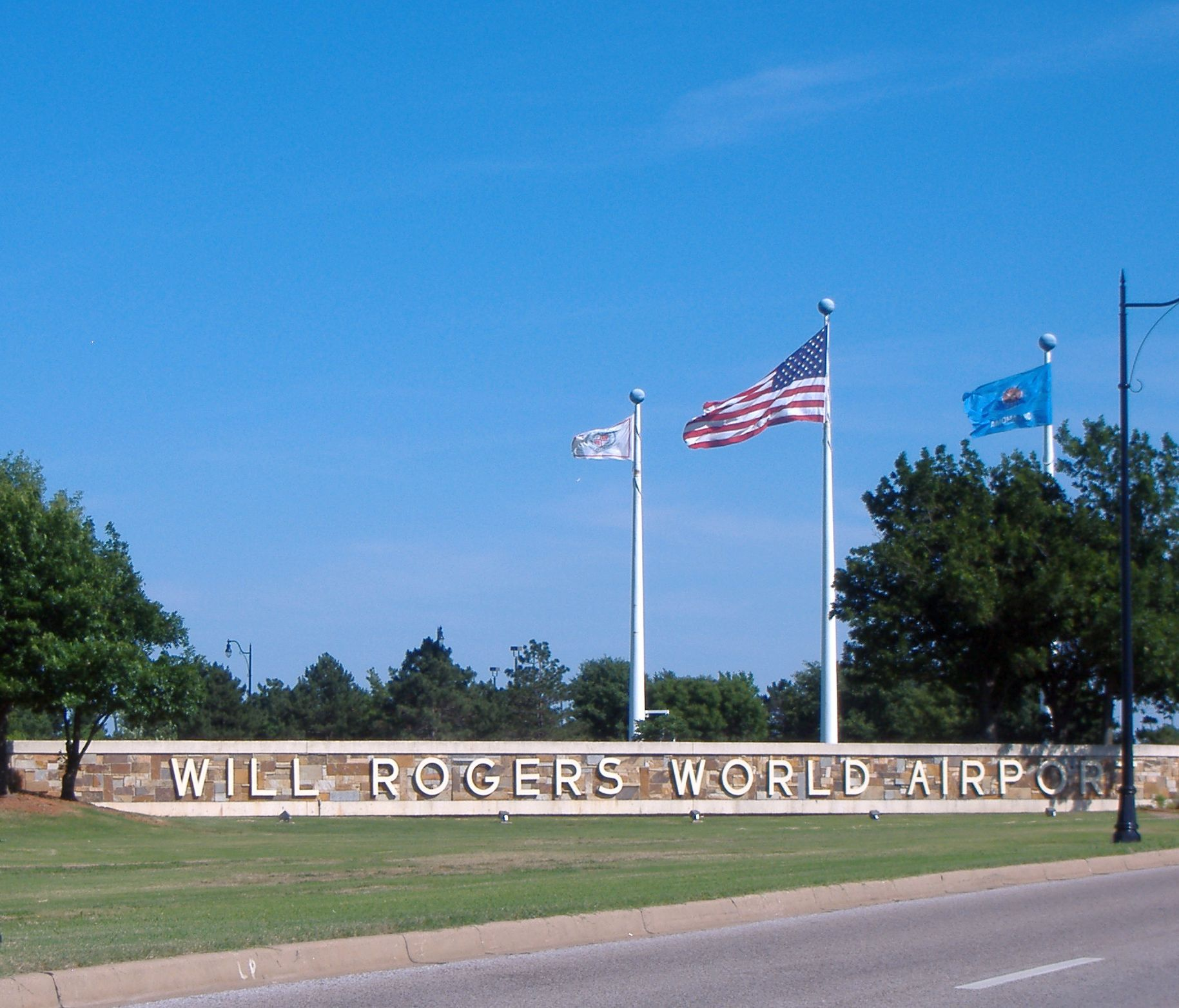 Will Rogers World Airport In Oklahoma City