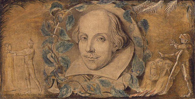 Shakespeare by William Blake