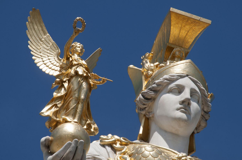 Athena - Greek Goddess of Wisdom and War