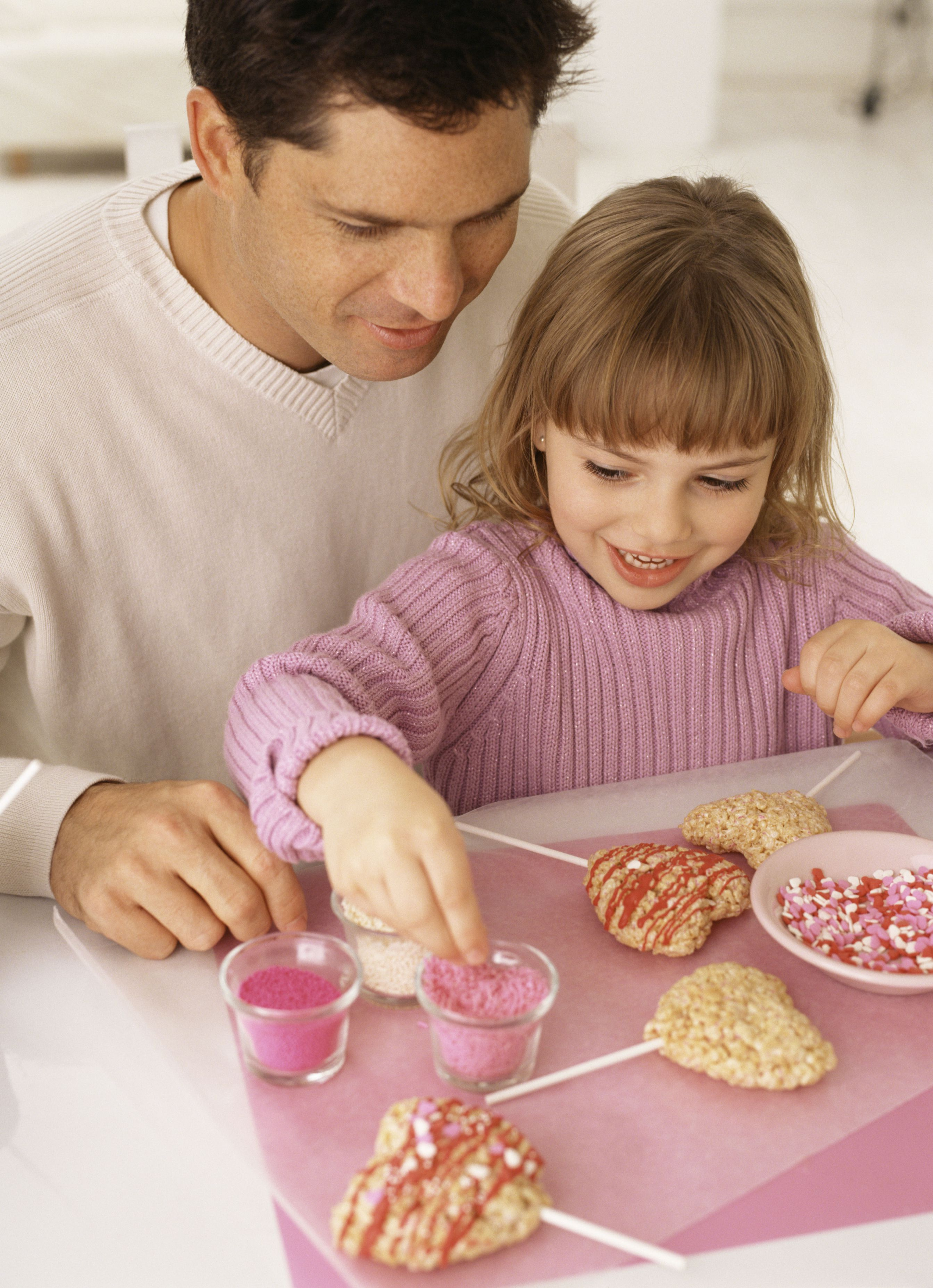 Valentine S Day Activities For Fathers And Daughters